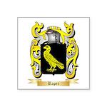 Raper Square Sticker 3