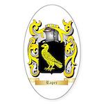 Raper Sticker (Oval 50 pk)