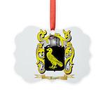 Raper Picture Ornament