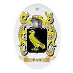 Raper Oval Ornament