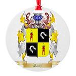 Ranzi Round Ornament
