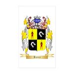 Ranzi Sticker (Rectangle 50 pk)