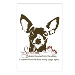 Chihuahua Dog My Sunshine Postcards (Package of 8)