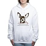 Chihuahua Dog My Sunshin Women's Hooded Sweatshirt