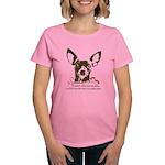 Chihuahua Dog My Sunshine Women's Dark T-Shirt