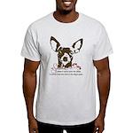 Chihuahua Dog My Sunshine Light T-Shirt