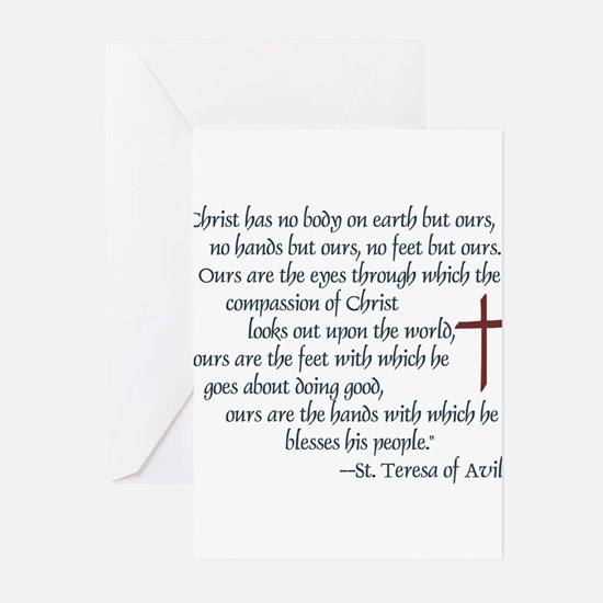 Christ Greeting Cards (Pk of 20)