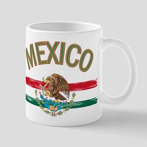 Mexican Mexico Flag Mug