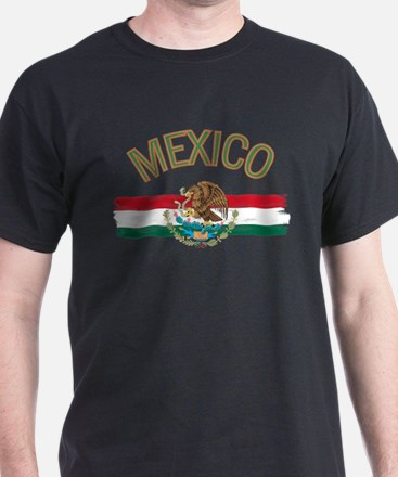 Mexican Mexico Flag T-Shirt