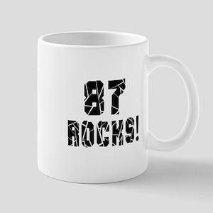 87 Rocks Birthday Designs Mug