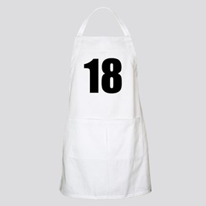 Number 18 Light Apron