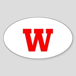 WWWWWWWWWW Sticker