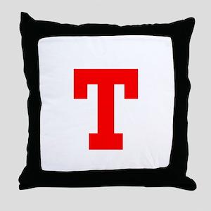TTTTTTTTTTTTTT Throw Pillow