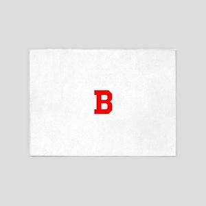 BBBBBBBBBBBBB 5'x7'Area Rug