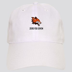 Zero Fox Given Funny Baseball Cap