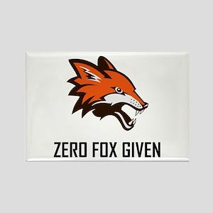 Zero Fox Given Funny Magnets
