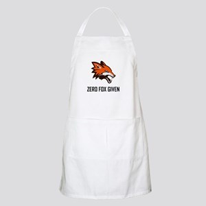 Zero Fox Given Funny Light Apron