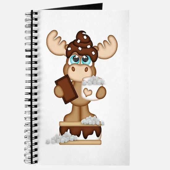 S'more Moose Journal