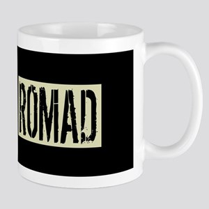 U.S. Air Force: ROMAD (Black Flag) Mug