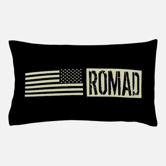 U.S. Air Force: ROMAD (Black Flag) Pillow Case