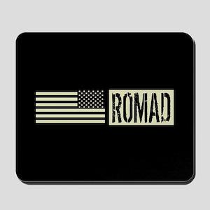U.S. Air Force: ROMAD (Black Flag) Mousepad
