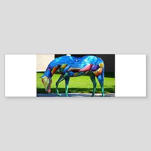 Painted Horse 2 Bumper Sticker