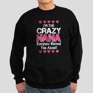 Crazy NaNa Sweatshirt (dark)