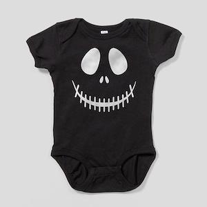 Halloween Skeleton Baby Bodysuit
