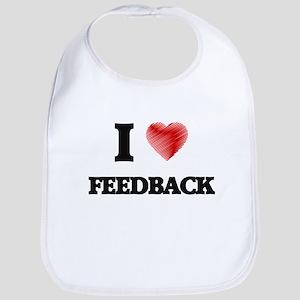 I love Feedback Bib
