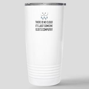 No Cloud Someone Else Computer Funny Mugs