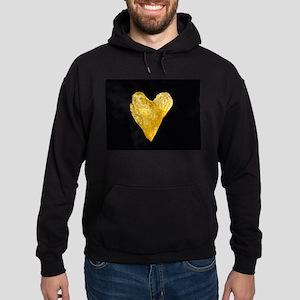 Heart Shaped Potato Chip Hoodie