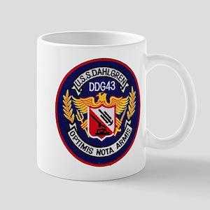 USS DAHLGREN Mug