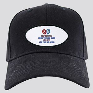 88 year old designs Black Cap