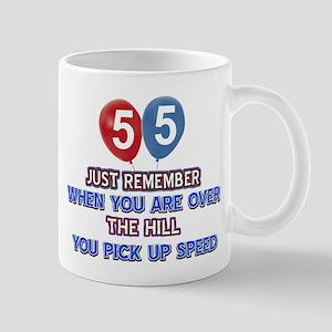 55 year old designs Mug