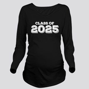 Class of 2025 Long Sleeve Maternity T-Shirt