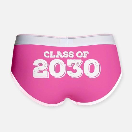 Class of 2030 Women's Boy Brief