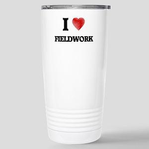 I love Fieldwork Stainless Steel Travel Mug