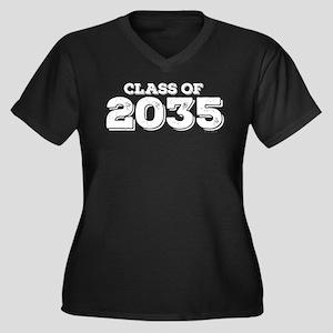 Class of 2035 Plus Size T-Shirt