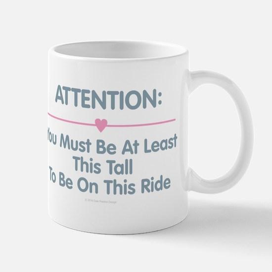 This Tall Ride Mugs