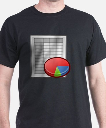 Cute Be the spreadsheet T-Shirt