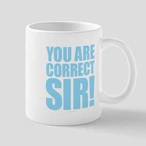 Correct Sir Mugs