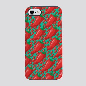 Red Hot Peppers iPhone 8/7 Tough Case
