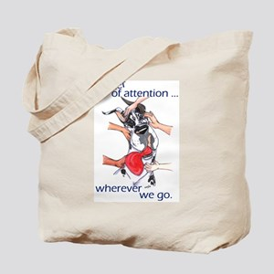Center of Attention Great Dane Tote Bag