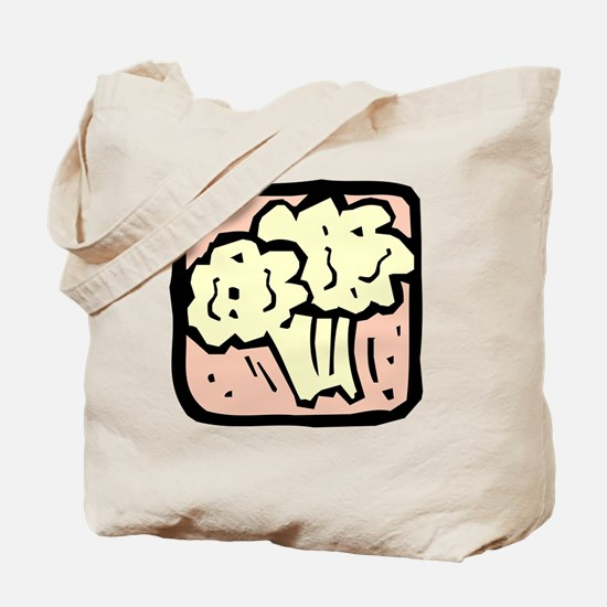 Cute Cauliflower Tote Bag