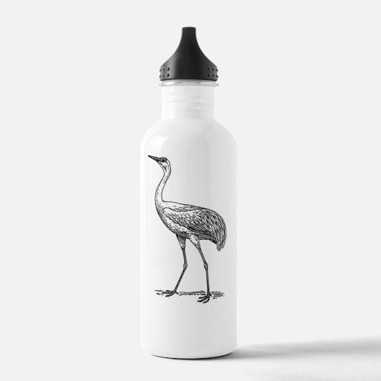 Unique Cranes Water Bottle