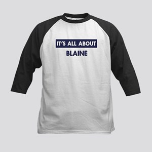 All about BLAINE Kids Baseball Jersey