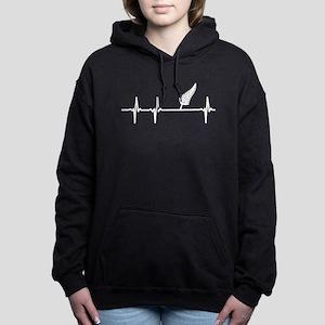 NEW ZEALAND IN MY HEARTB Women's Hooded Sweatshirt