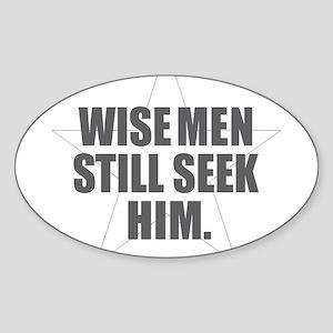 Wise Men Still Seek Him Sticker