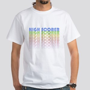 High Scorer White T-Shirt