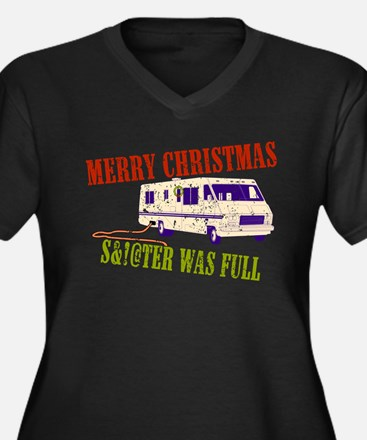 Christmas Vacation Plus Size T-Shirt